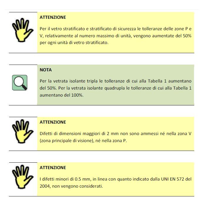 attenzione + nota 2